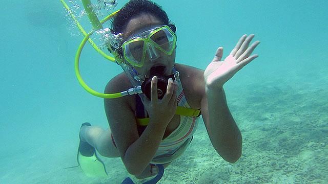 hookah diving | Joe's Scuba Shack
