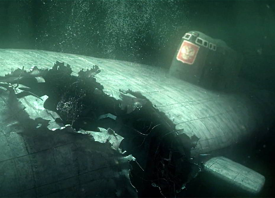 Kursk Submarine Disaster and My Friend | Joe's Scuba Shack
