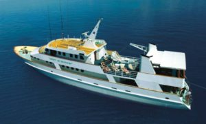 MV Spirit of Freedom - Great Barrier Reef Liveaboard Dive Boat