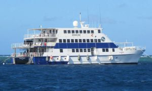 Ocean Quest - Great Barrier Reef Liveaboard Dive Boat