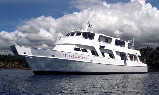 PY Atlantis Azores Philippines Liveaboard Dive Boat