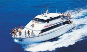 Scubapro I - Great Barrier Reef Liveaboard Diving