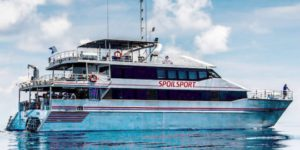 MV Spoilsport - Great Barrier Reef Liveaboard Dive Boat