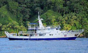 Okeanos Aggressor 1 - Cocos Island Liveaboards