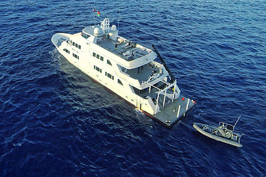 Nautilus Belle Amie - Socorro Islands Liveaboard Diving