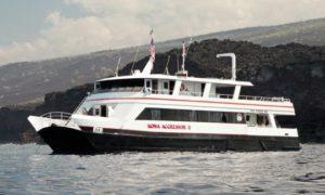 Kona Aggressor II Hawaii Liveaboard Boat