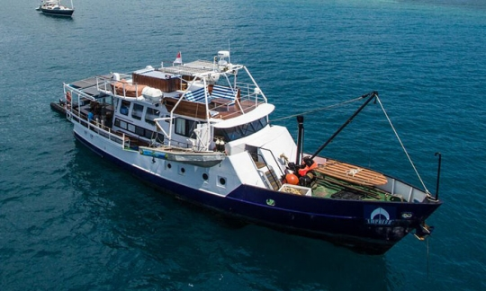 MV Empress II Komodo Island Liveaboard