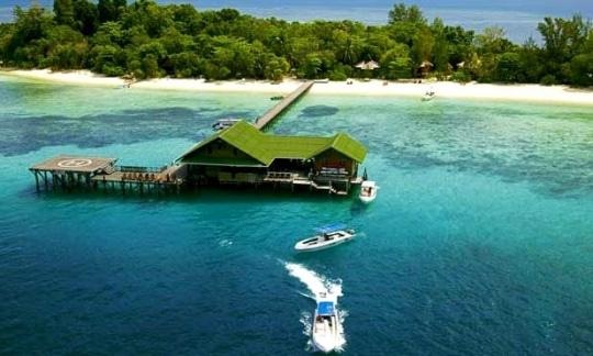 Lankayan Island Resort Malaysia