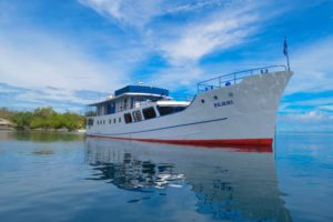 Bilikiki Solomon Islands Liveaboard