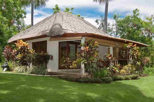 Siddhartha Dive Resort and Spa in Bali