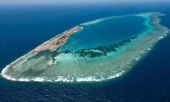 Layang Layang Island Resort Malaysia