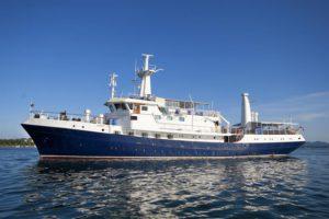 MV Discovery Palawan Liveaboard Dive Boat