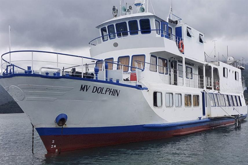 MV Dolphin Philippines liveaboard