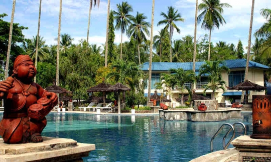 Tasik Ria Dive Resort Sulawesi Indonesia