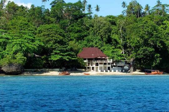 Bunaken Cha Cha Resort Sulawesi Indonesia