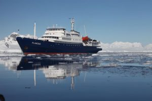 MV Plancius Arctic and Antarctic Liveaboard Boat