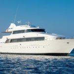 MY Lucy Djibouti Liveaboard Dive Boatt