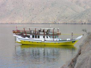 Queen of Musandam Oman Liveaboard Dive Boat