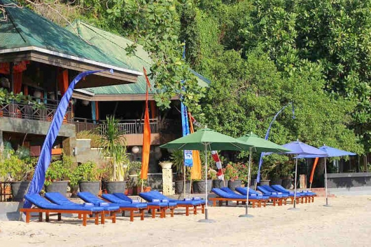 Bastianos Bunaken Resort Sulawesi Indonesia