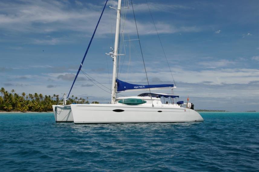 Aqua Tiki II Polynesia Liveaboard Dive Boat