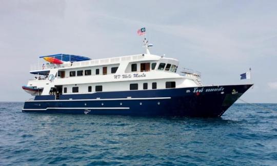 Blue Manta Banda Islands Indonesia Liveaboard Dive Boat