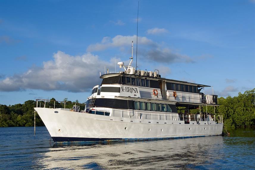 MV Febrina PNG Liveaboard Dive Boat