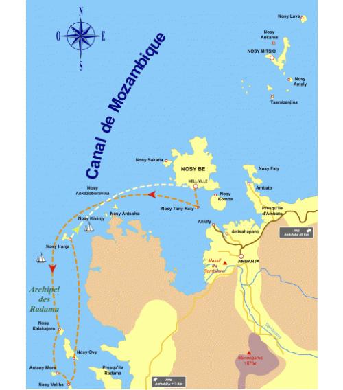 Radames Route