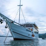 MY Oceanic Indonesia Liveaboard Dive Boat