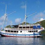 MV Pearl of Papua Cenerawasih Bay Liveaboard Dive Boat