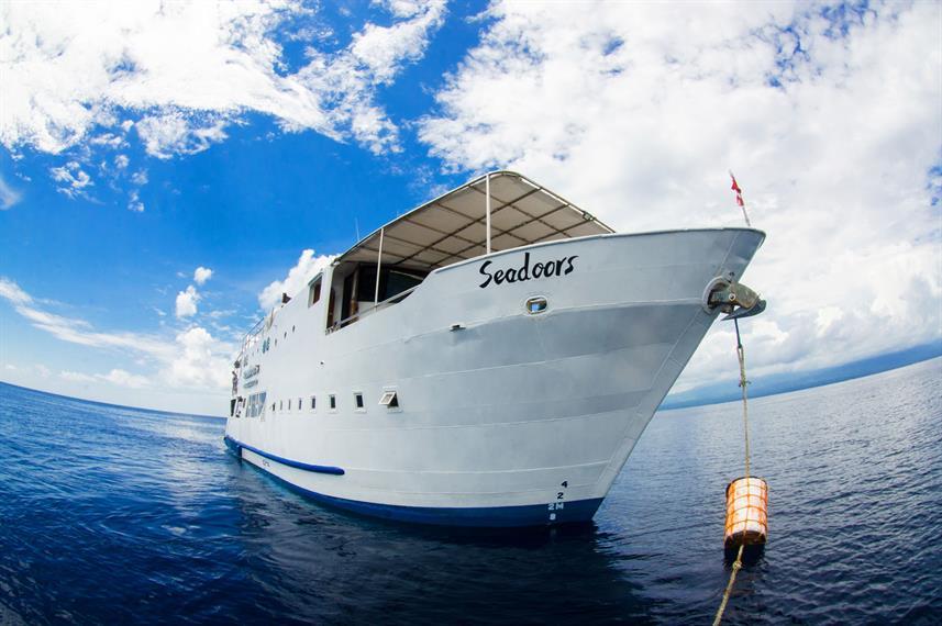 Seadoors Liveaboard - Philippines Liveaboard Scuba Diving
