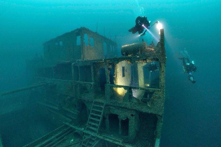 Antilla Shipwreck - Aruba