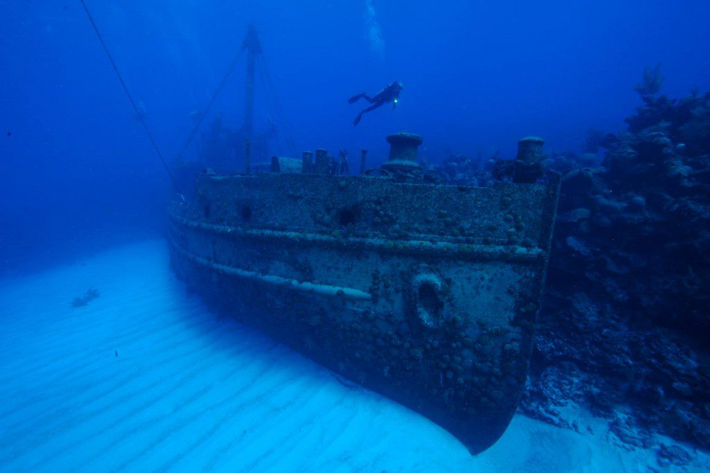 The Hermes - Bermuda Shipwreck