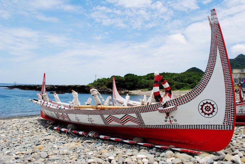 Yami Canoe Orchid Island Taiwan