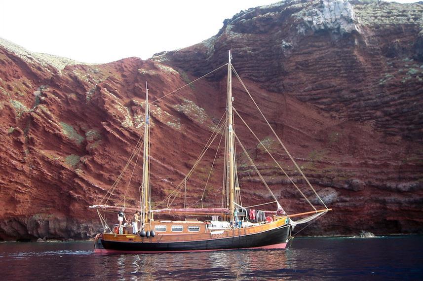 Norseman Tuscany Liveaboard Dive Boat