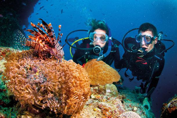 scuba gear checklist