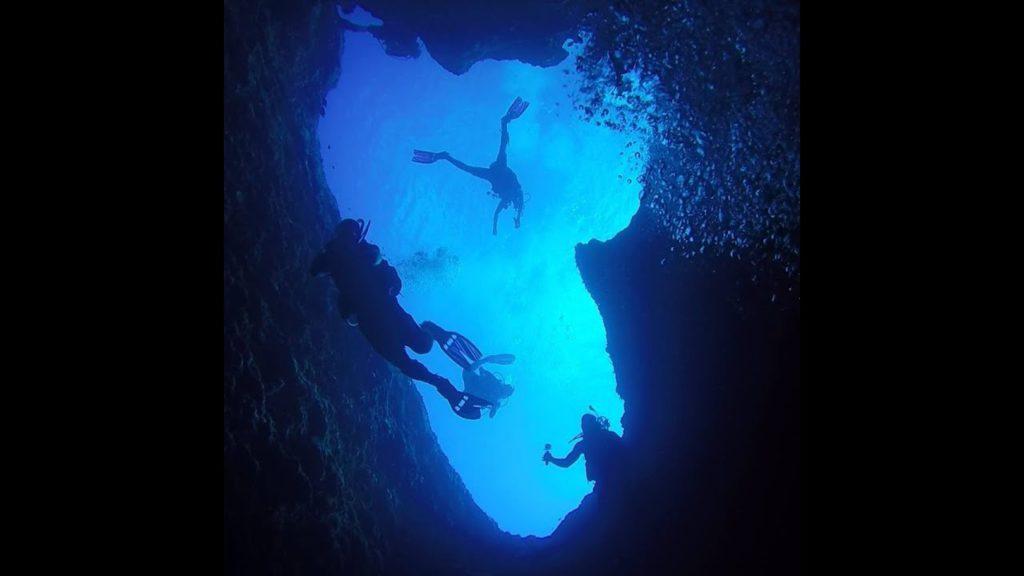 Blue Hole - Guam