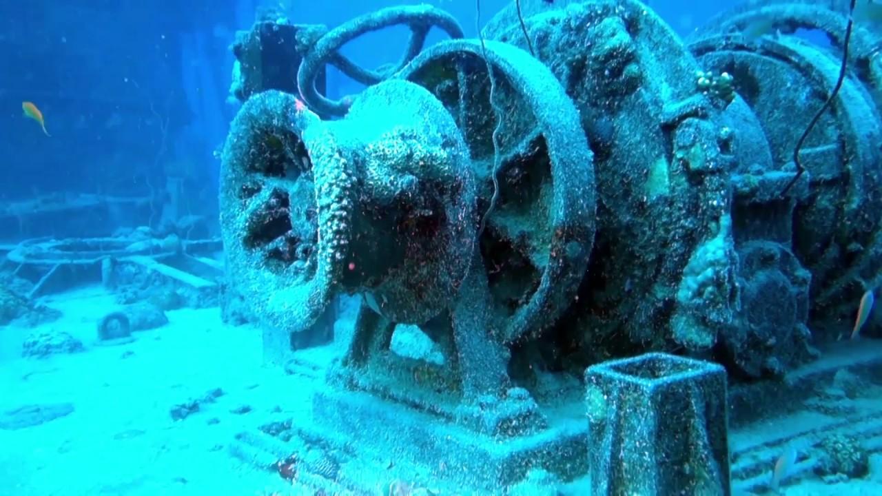 La Dieppoise Wreck - New Caledonia