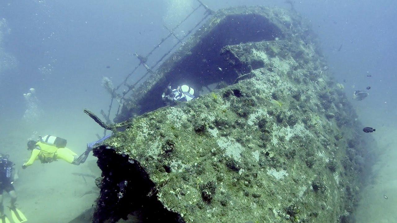MFV Funguo Wreck - Mombasa, Kenya