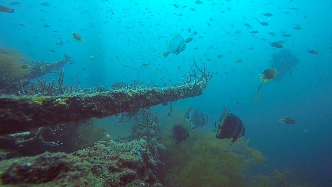 Morazon Maru Wreck - Coron Bay, Philippines