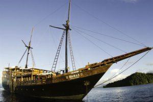 MV Damai I - Raja Ampat Liveaboard Diving