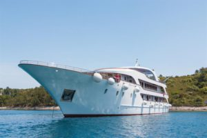 MV Futura - Croatia Liveaboard Adventure Cruise