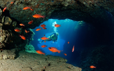 Santa Marija Caves - Malta