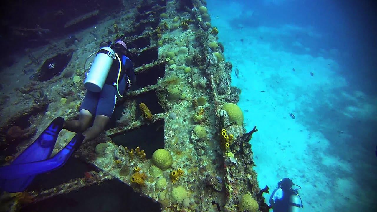 SS Kathryn Wreck - Ocho Rios, Jamaica
