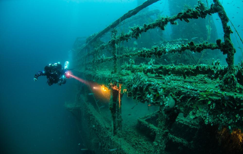 VIS Wreck - Croatia