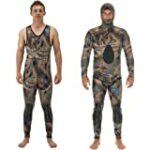 Riffe Digi-Tek Camo - Best Spearfishing Wetsuits