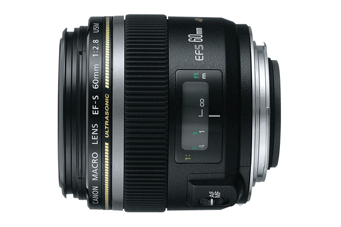 Canon 60mm Macro Lens