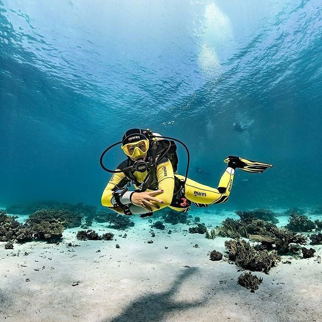 Scuba Diving Buoyancy Control