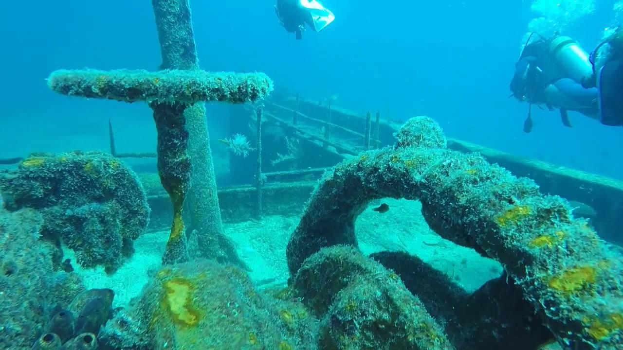 Fang Ming Wreck - La Paz, Baja California