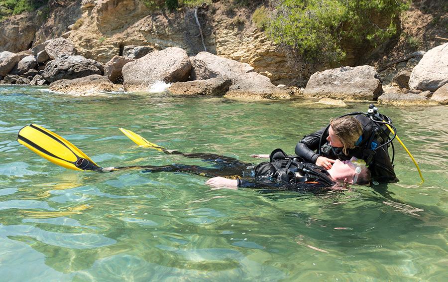 PADI Rescue Diver Requirements