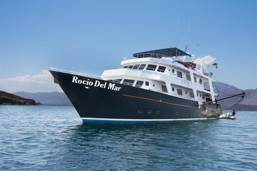 Rocio del Mar - Sea of Cortez Liveaboard Diving